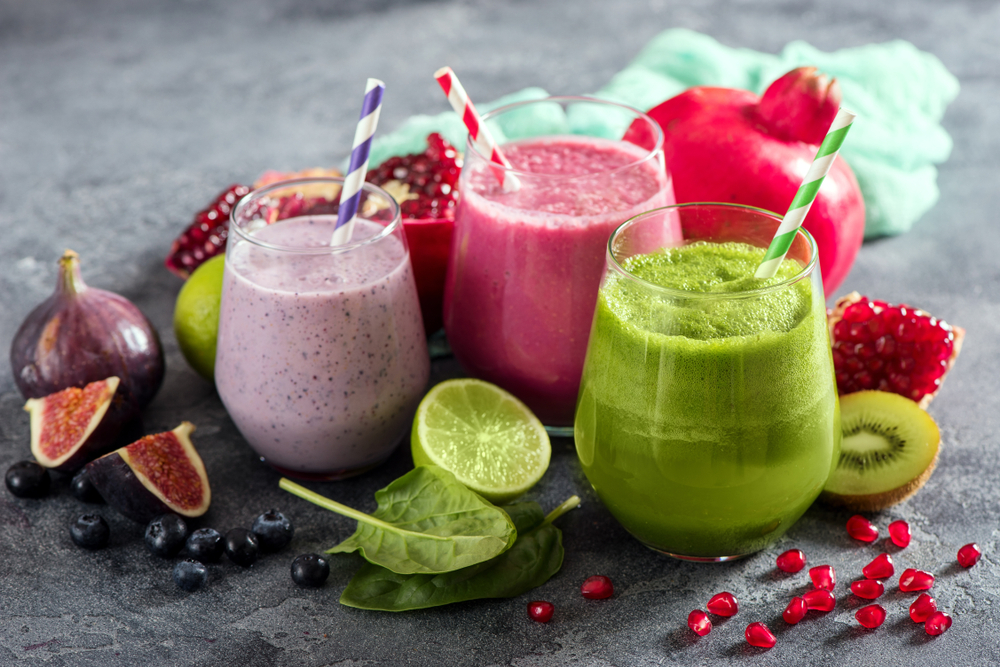 Smoothies and juices could be banned in Scottish schools as ministers try to tackle obesity crisis-7351