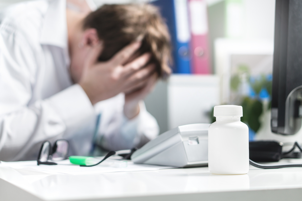 Concerns grow for the mental health of doctors, as suicide rate increases in England
