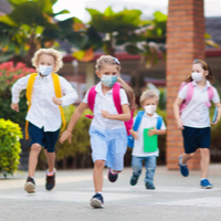 UK chief medical adviser warns that missing school is more harmful for children than Coronavirus